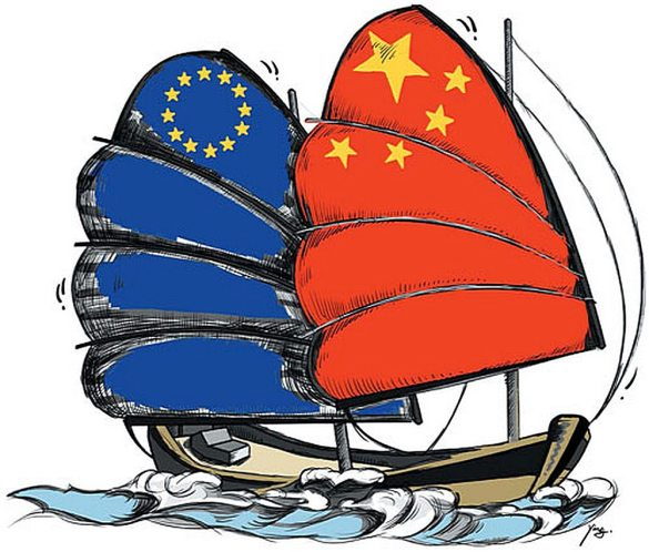 China's US$3 trillion are not enough to make European defense purchases. |  Image source and courtesy - dantomozei.files.wordpress.com; first published at http://en.cnci.gov.cn//HtmlFiles/News/2011-2-25/13348.html in China Daily on 2011-2-25  |  Click for larger image.